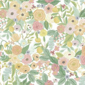 PSW1199RL Garden Party Peel and Stick Wallpaper