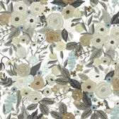 PSW1202RL Garden Party Peel and Stick Wallpaper