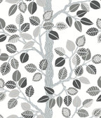 PSW1210RL Forest Leaves Peel and Stick Wallpaper