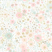 PSW1186RL Posey Sidewall Peel and Stick Wallpaper
