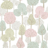 PSW1187RL Treetops Peel and Stick Wallpaper
