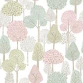 PSW1188RL Treetops Peel and Stick Wallpaper