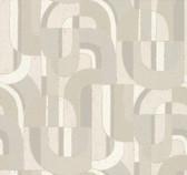 HC7596 Sculpture Garden Wallpaper - Neutrals