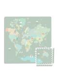 FP3594 - Around the World Interlocking Floor Tiles