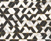 WALS0420 - Marbled Textured Geometric Wall Mural