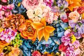 MS-5-0143 - Vintage Flowers Wall Mural