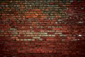 MS-5-0166 - Brick Wall Wall Mural