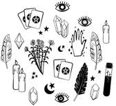 DWPK3753 - Every Witch Way Wall Art Kit