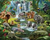 WT46481 - Jungle Adventure Wall Mural