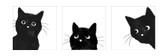 WPFA3770 - Cats Meow 3D Foam Wall Art