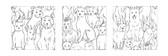 WPFA3771 - Puppy Love 3D Foam Wall Art