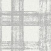 NHS3762 - Vintage Plaid Peel & Stick Wallpaper