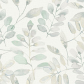 NHS3764 - Fable Leaf Peel & Stick Wallpaper