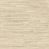 NHS3839 - Avery Weave Cream Peel & Stick Wallpaper