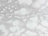 FAB10098 - Carrara White Adhesive Film