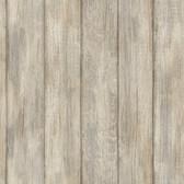 NHS3836 - Kennebunkport Plank Peel & Stick Wallpaper