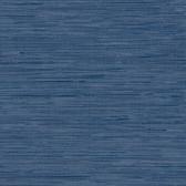 NHS3837 - Avery Weave Navy Peel & Stick Wallpaper