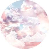 D1-010 - Candy Sky Non Woven Dot Decal