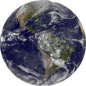 D1-016 - Earth Non Woven Dot Decal