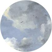 D1-037 - Simply Sky Non Woven Dot Decal