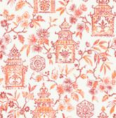 NUS4034 - Coral Danson Peel & Stick Wallpaper