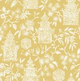 NUS4037 - Yellow Danson Peel & Stick Wallpaper