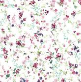 NUS4041 - Pink Evie Peel & Stick Wallpaper