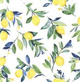 NUS3161 - Lemon Drop Yellow Peel & Stick Wallpaper