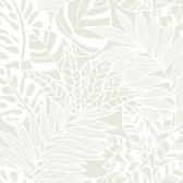 SS2573 - Jungle Leaves Wallpaper