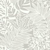SS2574 - Jungle Leaves Wallpaper