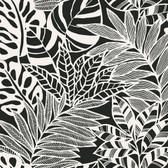 SS2575 - Jungle Leaves Wallpaper
