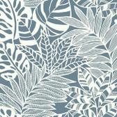 SS2576 - Jungle Leaves Wallpaper