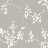 SS2588 - Imperial Blossoms Branch Wallpaper