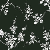 SS2589 - Imperial Blossoms Branch Wallpaper