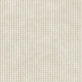 YC3354-Welcome Home Dots W/Ticking Stripe Wallpaper-Yellow Beige