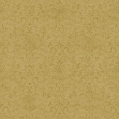 YC3377-Welcome Home Buff Distressed Damask Wallpaper