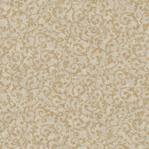Gentle Manor Small Scroll Slate Wallpaper GG4725