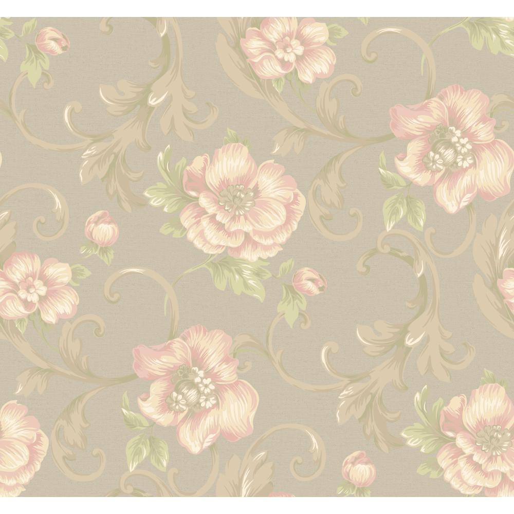 Heritage Home Classic Promenade Wallpaper Indoorwallpaper Com
