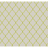 Waverly Cottage Buzzing Around Trellis Lime Wallpaper ER8198