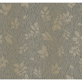 Jewel Box Willow Gold-Grey Wallpaper LD7641