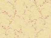 Keepsake Floral Vine Navajo White Wallpaper GP7230