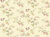 Keepsake Wild Flower Trail Purple-Yellow Wallpaper GP7290