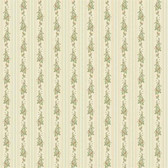 Keepsake Rose Stripe Wallpaper Beige GP7321