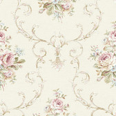 Riverside Park FD8471 FRAME BOUQUET WALLPAPER