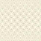 Silhouettes Lacey Interlocking Circles Bone Wallpaper AP7432