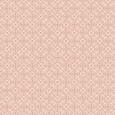 Silhouettes Lacey Interlocking Circles Rose Wallpaper AP7438