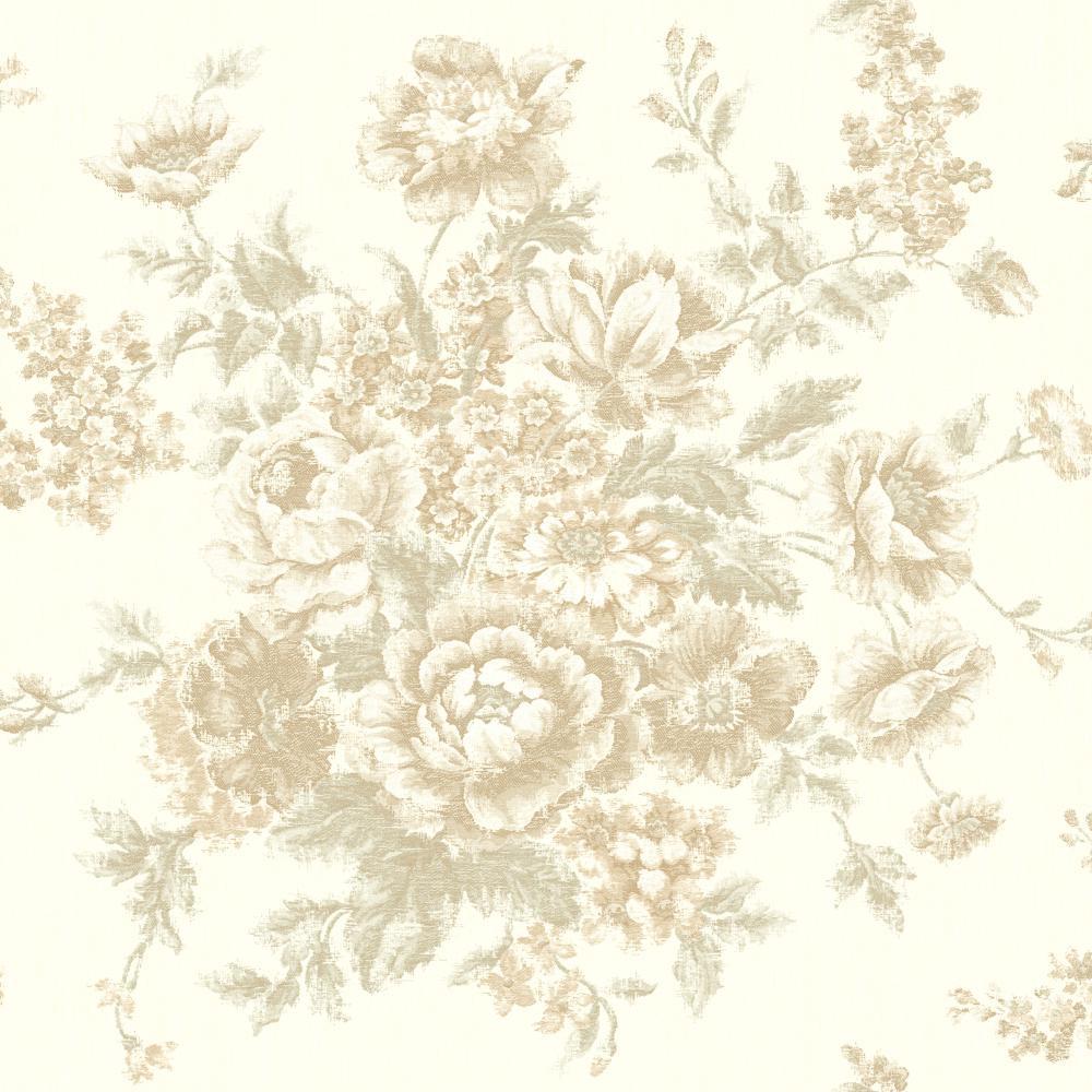 Rhapsody Rose Tapestry Wallpaper Vr3403 Indoorwallpaper Com