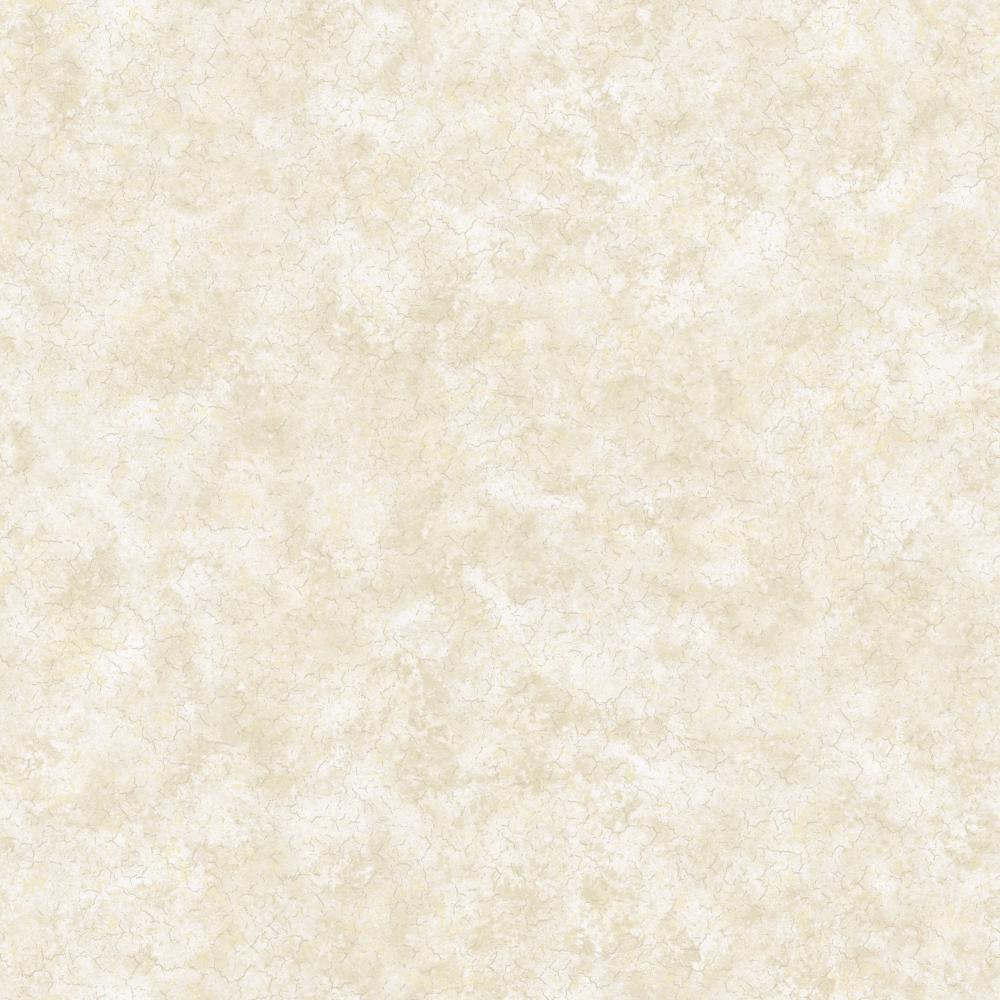 Dollhouse Miniature Wallpaper Rose Crackle Cream on Beige