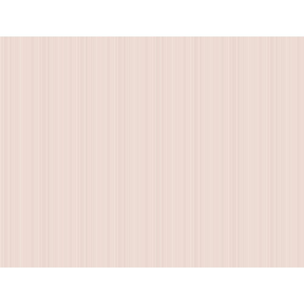 Rhapsody Surface Stria Wallpaper VR3520 Blush Silver Streak Pale Beige Shell Pink