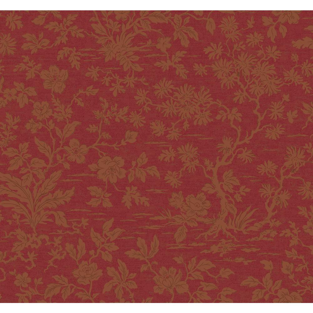 Regents Glen Asian Floral Wallpaper Pp5720 Indoorwallpaper Com